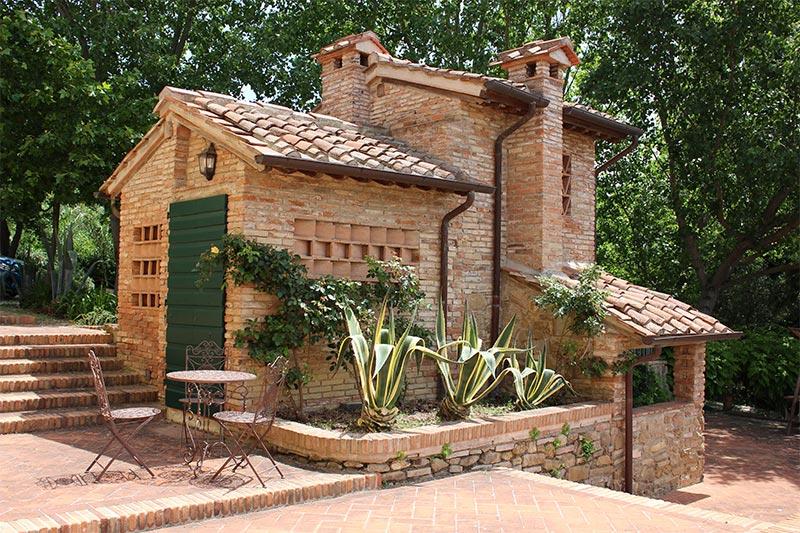 Bakers Cottage at Villa Marae