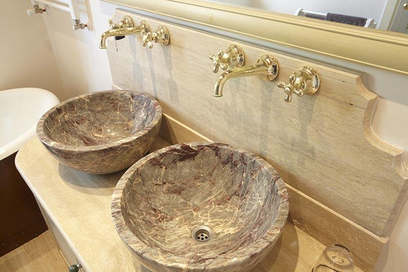 Siena - Luxury Bathrroms at Villa Marae