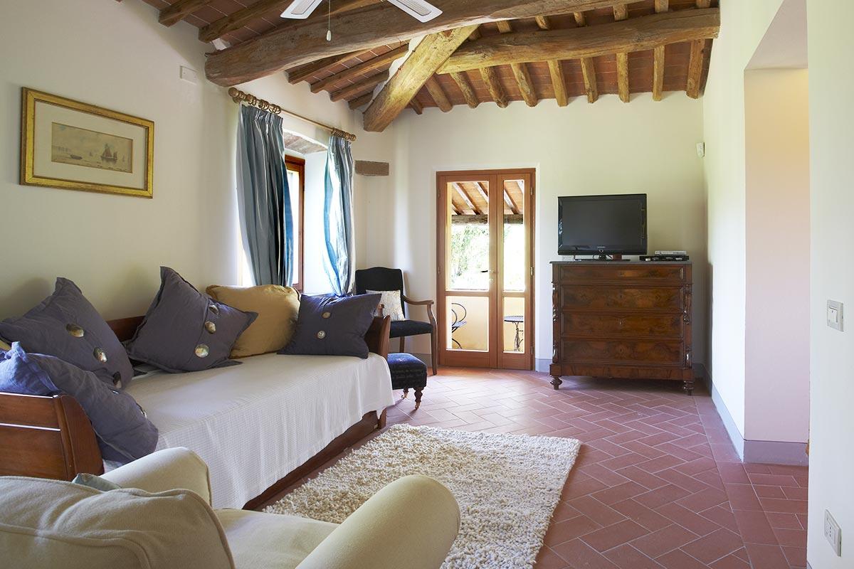 Volterra Suite - Luxury lounge at Villa Marae